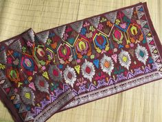 Luxurious Songket Bali made from silk