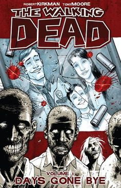 The Walking Dead, Vol. 1: Days Gone Bye  ($4.83) http://www.amazon.com/exec/obidos/ASIN/B007FEZQF8/hpb2-20/ASIN/B007FEZQF8   I have yet to read the rest of the Walking Dead graphic novels. The first volume is the only one I've read so far... sadly the show practically gives me nightmares! Zombie dudes are scary!