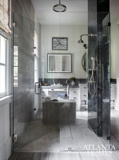 In the Shower - Design Chic