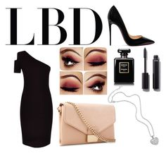 """""""LBD 👗❤️"""" by www-krawolle on Polyvore featuring Mode, Jaeger, Christian Louboutin, Whistles und Chanel"""
