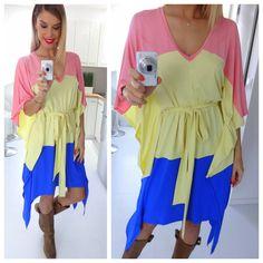 #woman #fashion #sugarbird #colorboom #spring