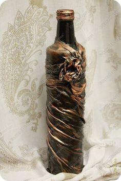 Декор предметов Бутылка Бутылки стеклянные фото 1