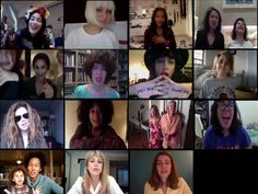 """You Don't Own Me"" PSA sung by Lena Dunham and more. Well done, gals."