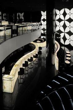 #Atribute to Design: Armani Prive. Armani Hotel in Dubai. Photo by Nicolas Dumont. More on Armani.com/Atribute
