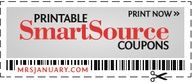 Canadian Printable Coupons From Smart Source #extremecouponing #coupons #frugal #savemoney