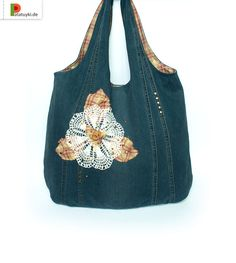 Tasche «Sack» von Patatuyki auf DaWanda.com