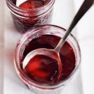 For natural pectin, add the peel and seeds from a Granny Smith apple and strain.   {Williams-Sonoma's Red Currant Jam}