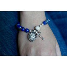 Mother Teresa Rosary Bracelet