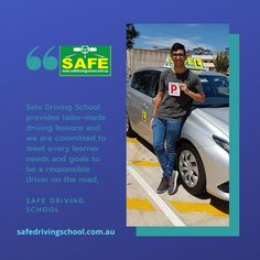 Looking for the best Driving School in Silverwater? Safe Driving School provides a quality driving lesson with the best team of professional driving instructors in Silverwater, Australia. Driving Instructor, Driving School, Castle, Teaching, Exercises, Australia, Website, Blog, Driving Training School