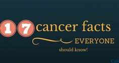 Cancer facts you should know