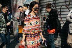 FWAH2017 street style milan fashion week fall winter 2017 2018 looks trends sandra semburg trends ideas style 165