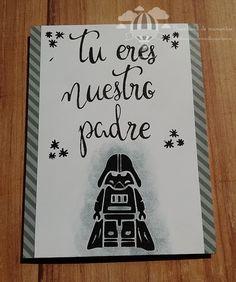 10 tarjetas originales para el Día del padre | Manualidades
