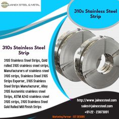 One of the leading manufacturers & exporters of stainless steel strips, UNS SS Strips, ASTM stainless steel strips at low rates from Mumbai, India. Stainless Steel Strip, Cold Rolled, Heat Exchanger, Oil Burners, Plasma Cutting