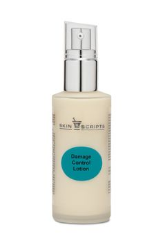 Damage Control Lotion- is intended for sun damaged skin, pigmentation marks and it increases  collagen production and maintain healthy collagen and elastin.   This product may not be suited for sensitive skin types Improves sun damage, pigmentation, fine lines and wrinkles, skin texture and hydration levels, Skin will become soft and supple,  Even in tone and regain firmness. Prevent premature aging