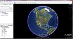 Use Google Earth to show maps, places of interest in Social Studies and Science.  Cool!!