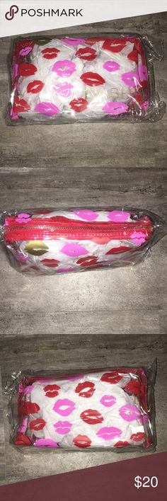 d41fd6ca7efd 15 Best Clear Cosmetic Bag images in 2019 | Cosmetic packaging ...