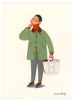 Classic Man, Timeless Classic, Bloomsbury Group, Cartoon Man, Renaissance Men, Herren Outfit, Hipster Man, Character Design Inspiration, Character Illustration