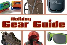 Great Gifts for Hikers - From the packs on their backs to the shoes on their feet, the WTA gear team tested out the very best in gift ideas for hikers of all ages and abilities. #gifts #gear #hikers