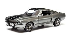 118Scale 1967 Shelby Mustang GT500E Eleanor Diecast Car With Authentic Details  By The Hamilton Collection * Details can be found by clicking on the image.Note:It is affiliate link to Amazon.
