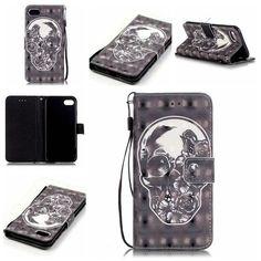 Custodia Iphone 6 Isaken 6s 6 Flip Cover Con Strap Elegante