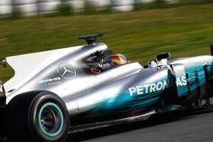メルセデス、F1オーストラリアGPに最新スペックのエンジンを投入  [F1 / Formula 1]