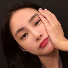 Koreanbeautytips asian makeup, korean makeup, korean beauty tips, girls mak Makeup Inspo, Makeup Inspiration, Makeup Tips, Beauty Makeup, Makeup Ideas, Uzzlang Makeup, Face Makeup, Hair Beauty, Korean Beauty Tips