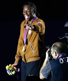 Front Flint, MI to Olympic Gold, Claressa Shields Magical Journey Pays Off Royally: Claressa, 17, captured a historic gold medal after Thursday's victory over Russia's Nadezda Torlopova in London.