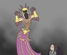 Hades Caramelldansen _ Weird Smite by CutiChan