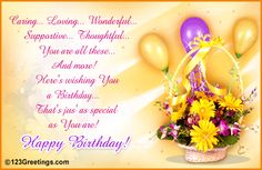 New Ideas For Funny Happy Birthday Mom Quotes God Birthday Message For Mom, Happy Birthday Mom Quotes, Birthday Greetings For Facebook, Birthday Wishes For Mother, Happy Birthday Husband, Birthday Cards For Mom, Birthday Blessings, Happy Birthday Images, Birthday Messages