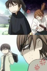 Kuroda x Tsukishima (Hybrid Child) Takano x Onodera (Sekai Ichi Hatsukoi)