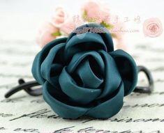 Цветок из лент / Удивительное искусство