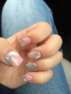 Glitter #nails