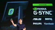 NVIDIA's G-Sync is a module for gaming monitors to alleviate screen tearing