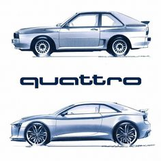 Audi quattro concept,this would be so cool if they did this