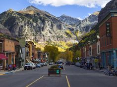 Best Small Cities in the U.S.: Readers' Choice Awards 2015 - Telluride made the list!