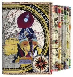 Christian Lacroix Six Continents Boxed Notebook Set, 6 Notebooks per Set, 60 Pages per Book, 3 Ruled and 3 Unruled Books per Set, 10.1 x 7.2 Inches, Multicolored (31101) Christian Lacroix,http://www.amazon.com/dp/B004U48NY2/ref=cm_sw_r_pi_dp_jzOFtb0RHGMD9BWJ