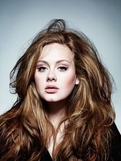 I want my hair to look just like this, only a tad more coppery-brown.  I'd fix the messed-up place on top, though.