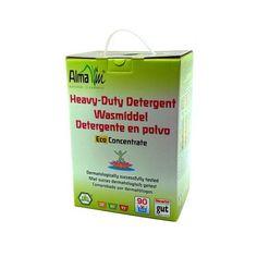 Detergente Concentrado polvo 25 kg 450 lavados