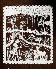 Paper Cut Artwork (7)