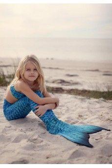 Child Eco Mermaid Tail