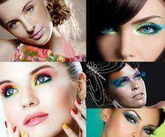 Veja Cabelo e Maquiagem para o Carnaval 2013.