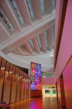Harting Technology Group headquarters. 2001. Minden, Germany. Mario Botta Bruno Ganz, Louis Kahn, Carlo Scarpa, Le Corbusier, Masters, Architects, Mario, Technology, Tecnologia