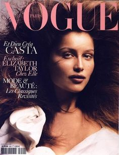 #vogue #cover #letitiacasta