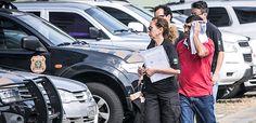 """As propinas pagas a fiscais do Ministério da Agricultura para afrouxar a fiscalização em frigoríficos abasteceram o PMDB e o PP, segundo a Polícia Federal, que deflagrou a Operação """"Carne Fraca"""" nesta sexta (17)."""