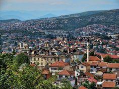 Sarajevo by Paul Emond Bosnia And Herzegovina, Paris Skyline, City, Travel, Viajes, Cities, Destinations, Traveling, Trips