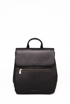 CARA LEATHER BACKPACK-Colette by Colette Hayman