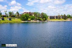 Steamboat Bay, Madden's Resort on Gull Lake, Brainerd, Minnesota