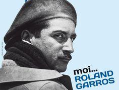 Roland Garros Aviateur | ... - Roland Garros, de l'aviation à la terre battue - Femme Actuelle