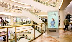 Reaching 80 million consumers through screens in of America's top shopping destinations. Cloud Computing, Stairs, Clouds, House, Ideas, Home Decor, Stairway, Decoration Home, Home
