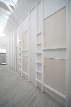 Interior. Casa de Invitados en Koyasan. Fotografía © Toshiyuki Yano.